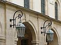 Lanterns Lycée Henri IV main courtyard.JPG