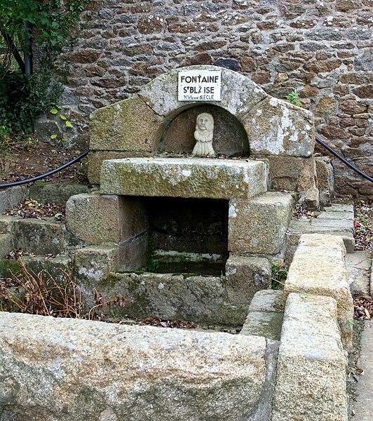 St.Blaise fountain