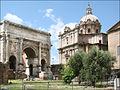 Larc de Septime Severe (Forum Romain) (5982240181).jpg