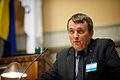 Lars Wegendal (S) talar vid Nordiska radets session i Helsingfors 2008-10-29.jpg