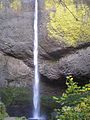 Latourell Falls, 2011.JPG
