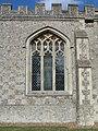 Latticed Window, All Saints Church at Marsworth - geograph.org.uk - 1526565.jpg