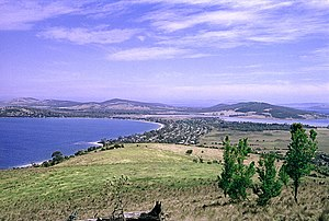 Lauderdale, Tasmania - View from Single Hill