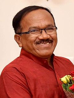 Laxmikant Parsekar Indian politician