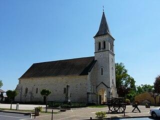Le Pizou Commune in Nouvelle-Aquitaine, France