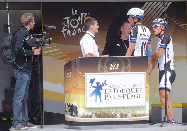 Le Touquet-Paris-Plage - Tour de France, étape 4, 8 juillet 2014, départ (B001).JPG