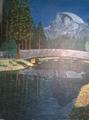 Le demi dôme de Yosemite ( USA).png