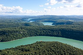 Image illustrative de l'article Lac de Vouglans