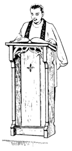 Lectern (PSF)