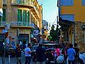 Ledra Street ending NICOSIA Republic of Cyprus Cyprus.jpg