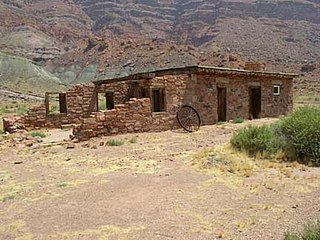 Lees Ferry and Lonely Dell Ranch United States historic place