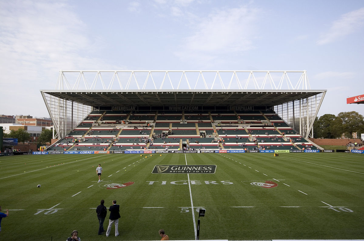 leicester rugby