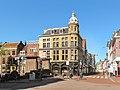 Leiden, straatzicht Breestraat-Rapenburg foto1 2012-05-13 07.47.JPG