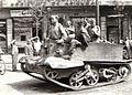 Lend-Lease x Universal Carrier x Intrarea Armatei Sovietice in Bucuresti - Bulevardul Carol.jpg