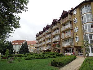 Lenti - Town centre