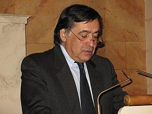 Leoluca Orlando - Image: Leoluca Orlando DAV 2008 3