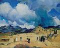 Leon Kroll-Santa Fe Hills.jpg