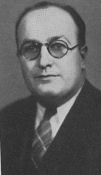 Leonard W. Hall - Image: Leonard W. Hall