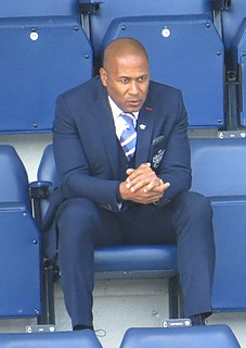 Les Ferdinand English association football player and manager