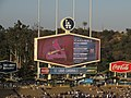 Lets Play Ball, St. Louis Cardinals at Los Angeles Dodgers, Dodger Stadium, Los Angeles, California (14494790726).jpg