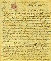 Letter signed Daniel Carroll, Gustavus Scott, William Thornton, City of Washington, to George Washington, February 18, 1795.jpg