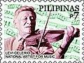 Levi Celerio 2010 stamp of the Philippines.jpg