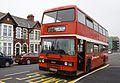Leyland Olympian MUH289X at Cardiff Transport Preservation Group depot, Barry (26759189425).jpg