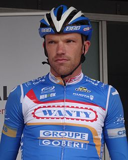 Frederik Veuchelen Belgian racing cyclist