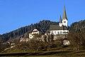 Liebenfels Soerg Pfarrkirche Ortskern 19122007 01.jpg