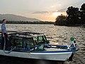 Limmatboot 'Felix' der Zürichsee-Schifffahrtsgesellschaft (ZSG) beim Zürichhorn 2013-06-18 20-34-55 (P7700).JPG