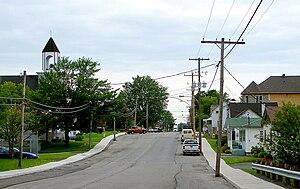 Limoges, Ontario - Image: Limoges ON