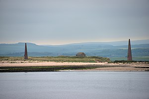 Lindisfarne - Guile Point Lighthouse