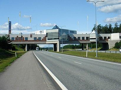 Kuinka päästä määränpäähän Linnatuuli käyttäen julkista liikennettä - Lisätietoa paikasta