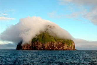 Lítla Dímun - Image: Litla dimun photo