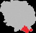 Localisation EPCI de Haute-Corrèze Communauté dans la Creuse France.png