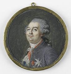 Lodewijk XVI (1754-93), koning van Frankrijk