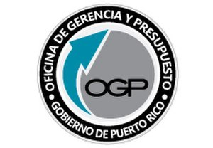 Puerto Rico Office of Management and Budget - Image: Logo office of management and budget of puerto rico