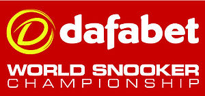 2014 World Snooker Championship - Image: Logo Snooker WM 2014