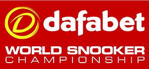 2014 World Snooker Championship - Image: Logo Snooker WM 2014