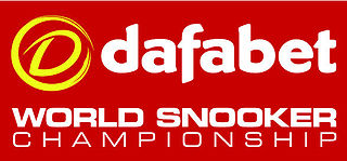 2014 World Snooker Championship Snooker tournament, held April/May 2014