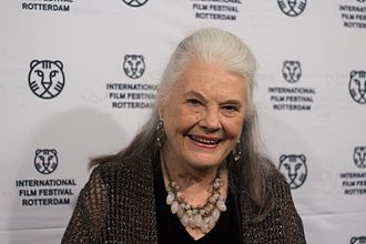 Marjorie Prime - Lois Smith at the international premiere of Marjorie Prime