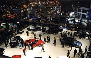 London Motorfair - Image: London Motor Show 1999