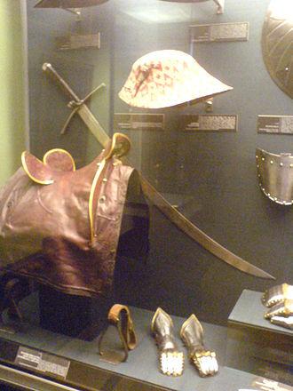Messer (weapon) - A Kriegsmesser in the Kunsthistorisches Museum, Vienna.