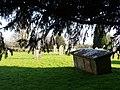 Longburton Churchyard, Dorset - geograph.org.uk - 687720.jpg