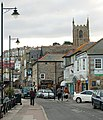 Looking south along the harbour frontage on Wharf Road, St Ives - geograph.org.uk - 1548946.jpg