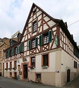 Kronengasse in Lorch