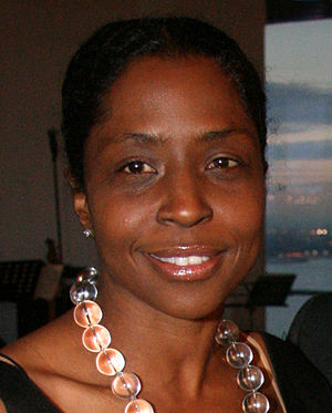 Lorna Simpson - Simpson in April 2009