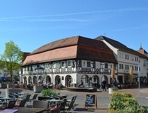 Lorsch, Marktplatz 3