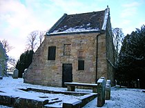 Loudoun Kirk ruins - view from the south.JPG