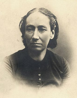 Anarchism in France - Louise Michel anarchist communard